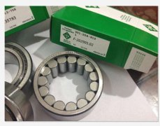 Installation method of Installation method of INA cylindrical roller bearings